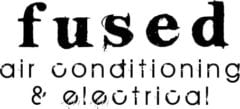 Fused Air Conditioning and Electrical